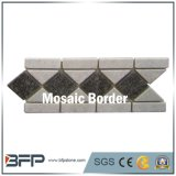 New Styles Poluar Flower Pattern Mosaic Border Tiles for Bathrooms