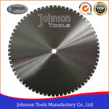 "48"" Laser Diamond Saw Cutting Blade for Reinforced Concrete Demolition"