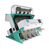 4 Chutes Cheap Plastic Color Sorter Machine Price