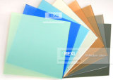 3mm-12mm Tinted Float Solar Reflective Glass with Green, Blue, Grey, Bronze colors optional
