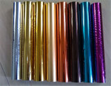 Colors Hot Stamping Foil Film for Paper/Leather/Textile/Fabrics/Plastics