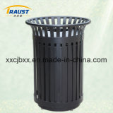 High Quality Refuse Collector Type Waste Bin, Square Rubbish Barrel