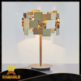 Top Design Decorative Hotel Bedside Desk Lights (KA00156T-1)