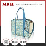 Low MOQ Wholesale Price Fashion Bag Lady Handbags Printed