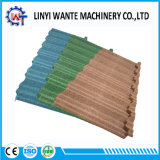 Easy Construction Building Material Stone Coated Metal Nosen Roof Tile