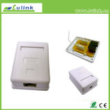 Best Price Cat5e Faceplate Surface Mounted Box for Sale