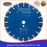 300mm Laser Welded Diamond Concrete Saw Blade for Cutting Cured Concrete