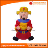 Costume Inflatable God of Wealth Mascot for New Year (C1-102)