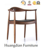 Hot Sale Wooden Frame Dining Chair Restaurant Furniture (HD454)
