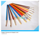 12PCS Colorful Plastic Artist Brush for Painting and Drawing