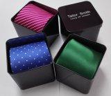 Metal Tin Gift Box for Necktie