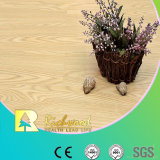 household 8.3mm E0 HDF AC4 Woodgrain Texture U Grooved Sound Absorbing Laminated Floor