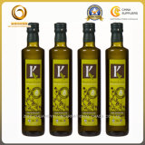 Antique Green Glass Cooking Oil Bottle Olive Oil Glass Bottle