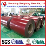 Color Pre-Painted Stainless Galvanized Steel Sheets in Coils PPGL PPGI