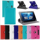 New360 Degree Rotation PU Tablet Case