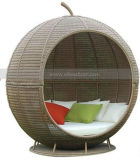 Mtc-208 Outdoor Garden Apple Shape Sofa Daybed