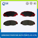 Semi-Metallic Disc Car Brakepads Auto Parts for Toyota