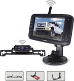 "4.3"" Waterproof Digital Wireless Car Rearview Camera System with LCD Monitor"