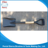 High Quality Wooden Handle Square Shovel