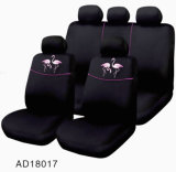 Car Seat Cover Universal Size Polyester Funny Seat Cover Ad18017