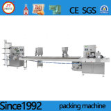 Fully Automatic Package Machine Disposable Tableware Rotary Linkage Chopsticks Toothpicks Spoon Napkin Sealing Filling Packaging Packing Machine