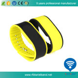 Cheap Rrubber Sport Silicone Waterproof Wristband for Gym