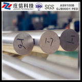 Industrial Metal Titanium Alloy ASTM B 348 Titanium Bar