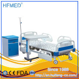 Adjustable Wholesale Factory Price Metal Manual Medical Hospital Bed (TN-838A)