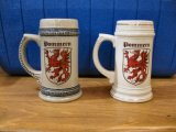 Hot-Sale Ceramic Beer Mugs with Customized Logo for Sale