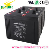 Deep Cycle 2V2500ah Solar Gel Battery with 20years Life