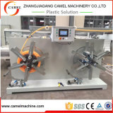 Double Disk Pipe Winder for PE HDPE Pipe