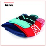 Women′s Mens Unisex Warm Winter Knitting Hat Fashion Cap Hip-Hop Ski Beanie Hat