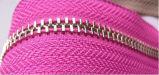Best Price of Brass Skirt Zipper (7012)