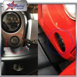 Front LED Turn Signal Light Smoked Lens for Jeep Wrangler