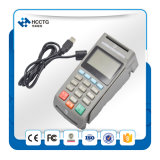 Support Magnetic Stripe Contactless Contact Smart Memory Cards Desktop POS Pin Pad (Z90PD)