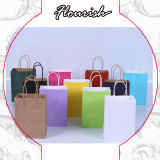 Wholesale Price Customized Promotion Fancy Color Printing Paper Gift Bag