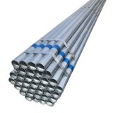 Round Steel Galvanized Pipe for Dock Shelter Construction