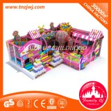 Kids Soft Indoor Playground Equipment, Play Centre, Toddler Area Candy Theme for Sale
