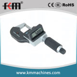 0-25mm Electronic Display Vertical Micrometer