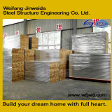 Corrugated Anti-Fire Rock Wool Roof Sandwich Panel for Prefab House