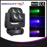 LED Madpanel 4*60W Moving Head Stage Washlight Concert Lighting Fixtures