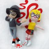 Fanta Promotion 2015 Mascot Gigi Plush Doll