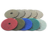 5 Steps Dry Diamond Polishing Pads