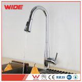 Modern Pull out Kitchen Sink Hot Cold Water Mixer Tap for Commercial
