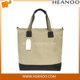Korean Style Fashion Casual Personalized Cotton Canvas Tote Handbag