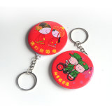 Souvenir and Gift Roma Design Cosmetic Make up Pocket Mirror