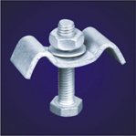 Good Quality Type C Fixing Clip of Steel Grating