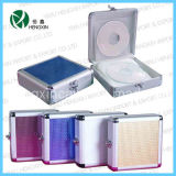 Aluminum Frame Household CD Cases&Boxes (HX-CDL01-24) Aluminum Frame Household