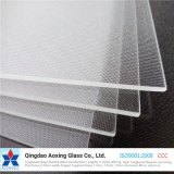 3.2mm 4mm Fully Toughened Glass with Low Iron Solar Glass