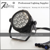 IP65 Waterproof Decoration Lighting 14X12W RGBW LED PAR Wash Lights for Outdoor